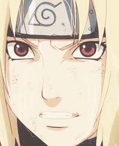 Anime/manga: Naruto (Shippuden) Character: Tsunade, one of the Sannin.