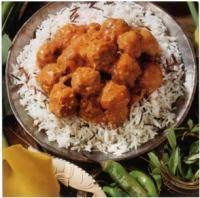 Curry de kefta à l'indienne