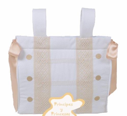 Principes y Princesas.: Colección de paseo Besos: saco silla, bolso coche, minicuna...