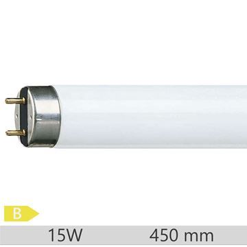 Tub fluorescent T8 Philips Master TL-D Super 80 15W, G13, lumina rece