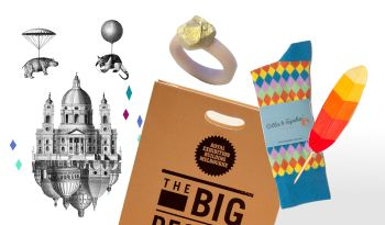 The Big Design Market | 5/6/7 December 2014 | Royal Exhibiton Building