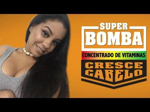 Linha Super Bomba Whey Protein Cresce cabelo   by Muriel Cosméticos