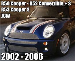 M7: MINI Cooper Performance Parts