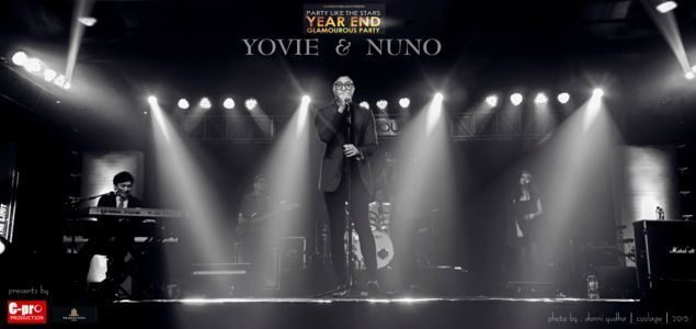 YOVIE and NUNO live's concert