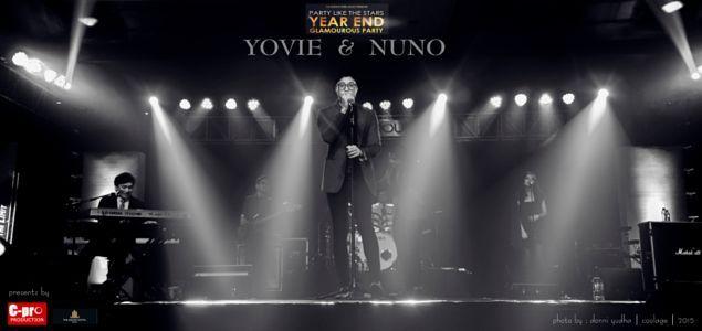 YOVIE and NUNO live's concert