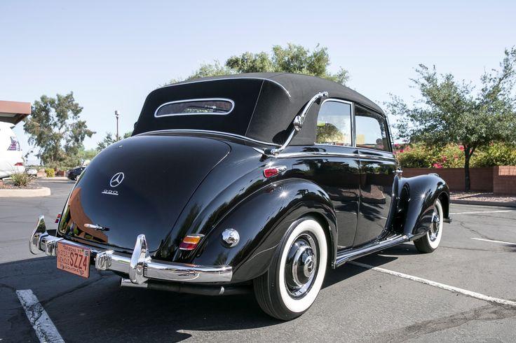 1952 Mercedes-Benz 220 Cabriolet B | Bring a Trailer