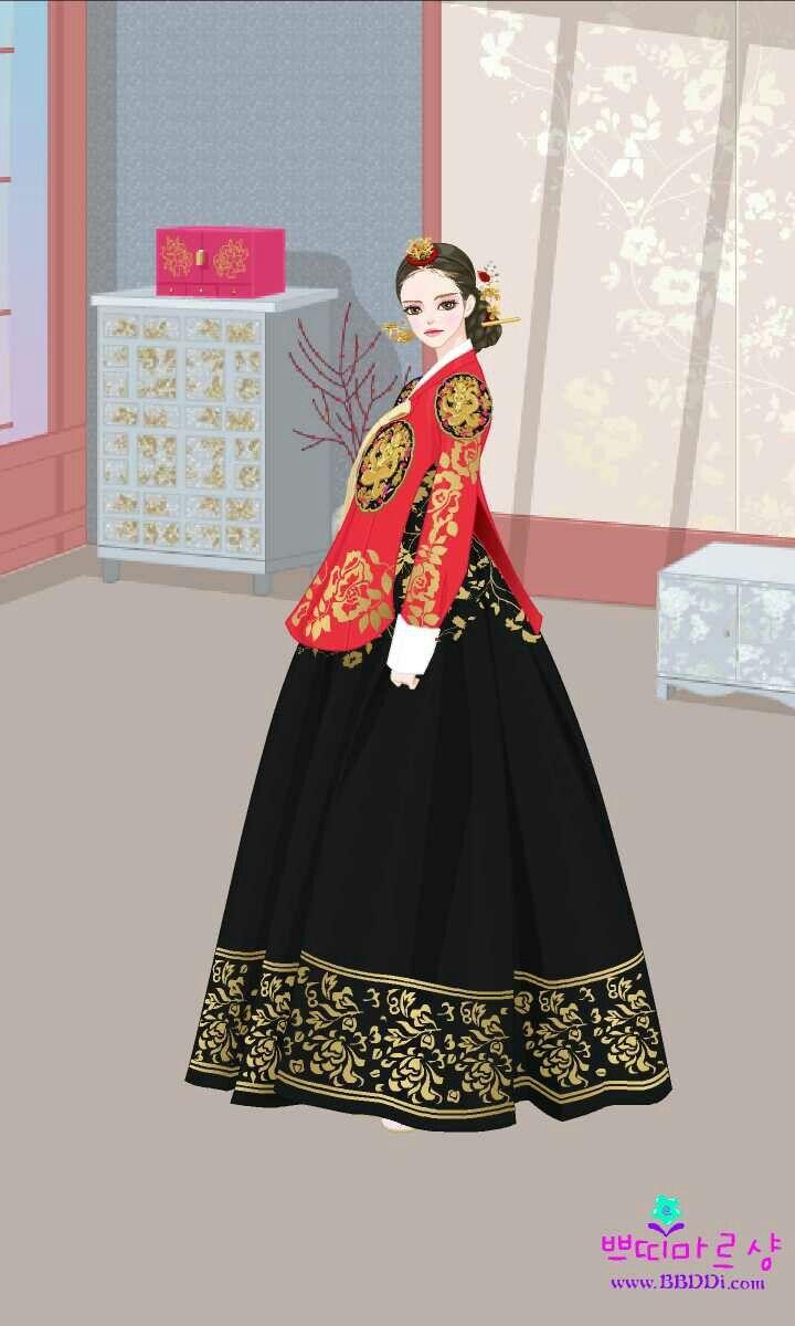 Gambar Baju Hanbok