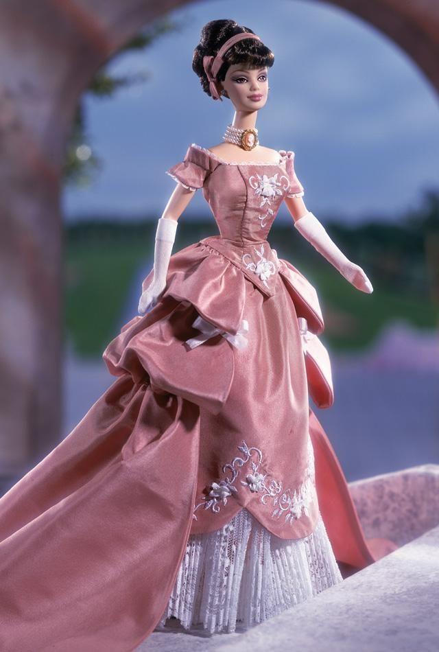 Wedgwood® Barbie® Doll | Barbie Collector