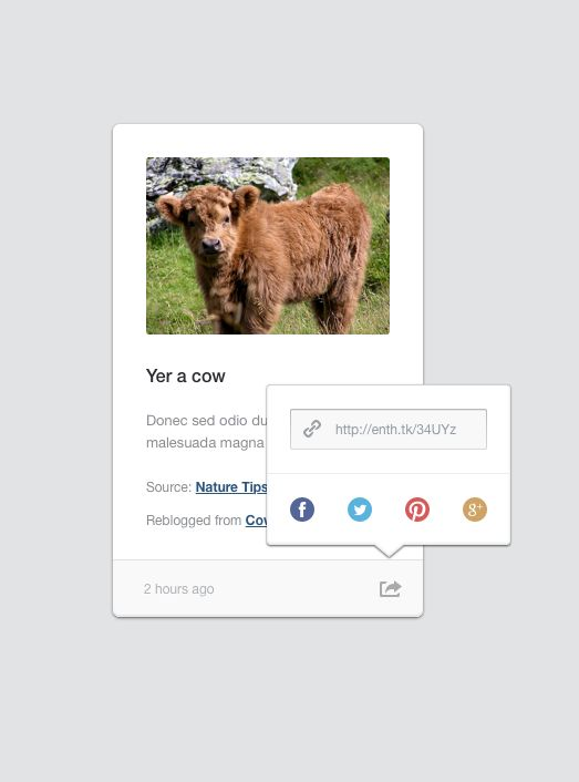 Yer a cow