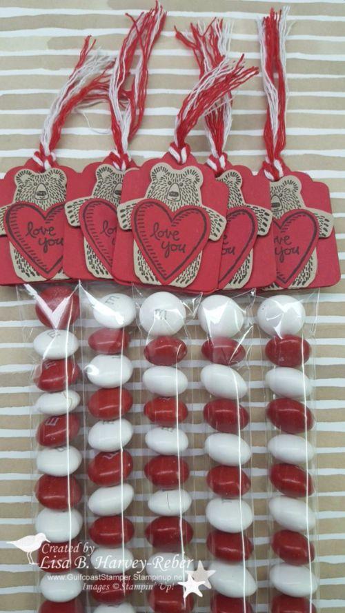 16 0203 Bear Hugs Valentine Treats