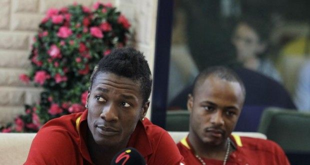 Asamoah Gyan, Dede Ayew promise African Cup 2017 - http://www.ghanatoghana.com/asamoah-gyan-dede-ayew-promise-african-cup-2017/