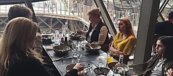Resto à Paris : on a goûté la tour Eiffel sauce Thierry Marx