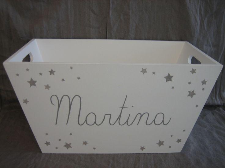 Caja para tener todo ordenado, personalizadas por encargo en el color que se quiera. info@marielagiannini.com
