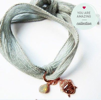 Buddha Jewerly from YOU ARE AMAZING only available at www.thebungalow.ch