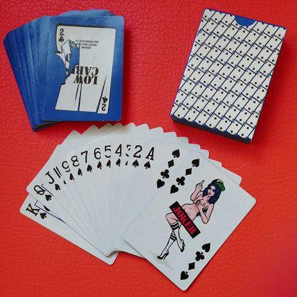 Jokers Wild Deck of Cards