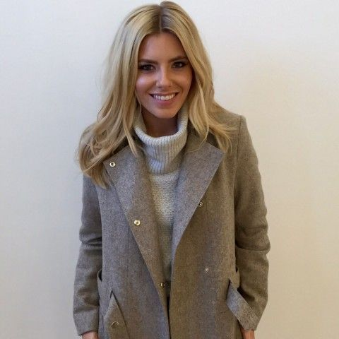 Mollie King has a go on an acoustic guitar - My Month By Mollie King