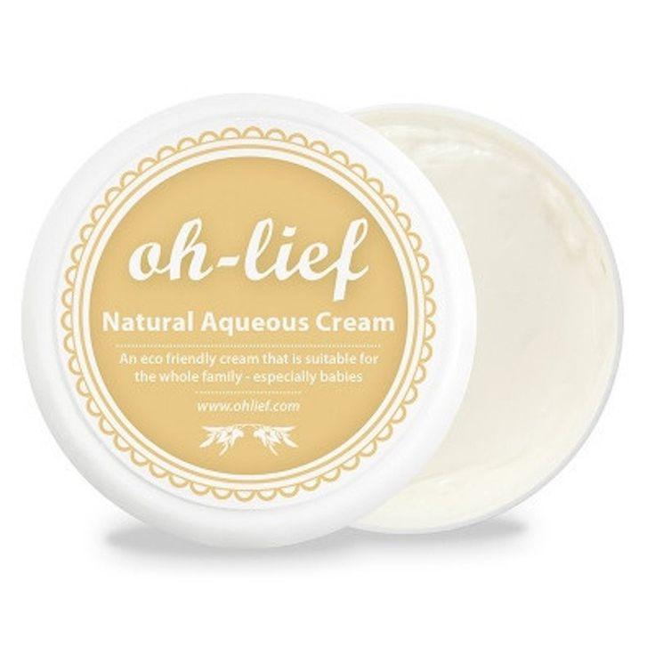 Natural Olive - Aqueous Cream - Cosmetics - Baby Belle