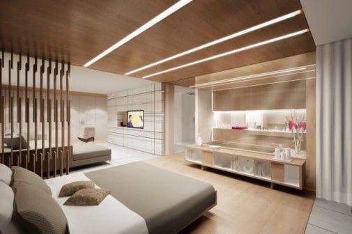 W mieście Tiencin, we wschodniej części Chin, na powierzchni ponad 400 m² powstało luksusowe wnętrze zaprojektowane przez niemieckie studio player & franz. Dzięki kreatywnemu podejściu przy aranżacji wnętrza rezydencji, wnętrze otrzymało indywidualny charakter. http://sztuka-wnetrza.pl/1511/artykul/aranzacja-wnetrza-apartamentu-chinskie-kwiaty