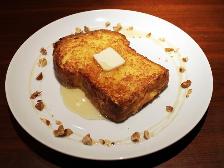 自家製ブリオッシュのフレンチトースト