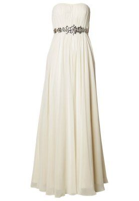 Köp Unique Festklänning - vit för 3295,00 kr (2015-01-14) fraktfritt på Zalando.se