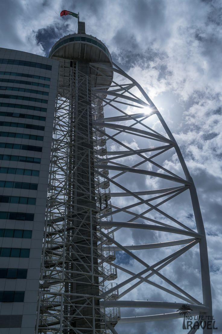 Wieża Vasco da Gama / Vasco da Gama Tower