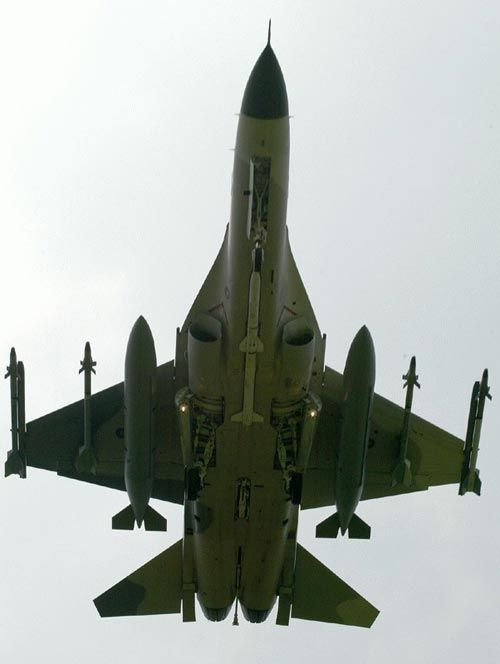 AIDC F-CK-1 Ching-kuo (經國號戰機), commonly known as the Indigenous Defense Fighter (IDF), is a Taiwanese air superiority jet fighter with multirole capability named after Chiang Ching-kuo, the late President of the Republic of China. The aircraft made its first flight in 1989. It was delivered to the Republic of China Air Force in January 1994 and entered service in 1997.[2] All 130 production aircraft had been manufactured by 1999.
