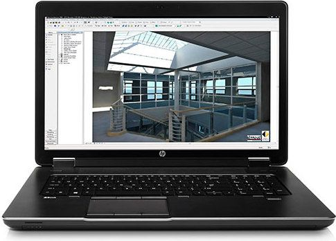 HP ZBook 17 F0V53EA  - DigitalPC.pl - http://digitalpc.pl/opinie-i-cena/notebooki/hp-zbook-17-f0v53ea/