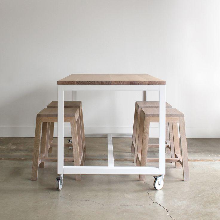 1000 ideas about freestanding kitchen on pinterest standing kitchen kitchen unit and sink units - Stylishly modern kitchen islands additional work surface ...