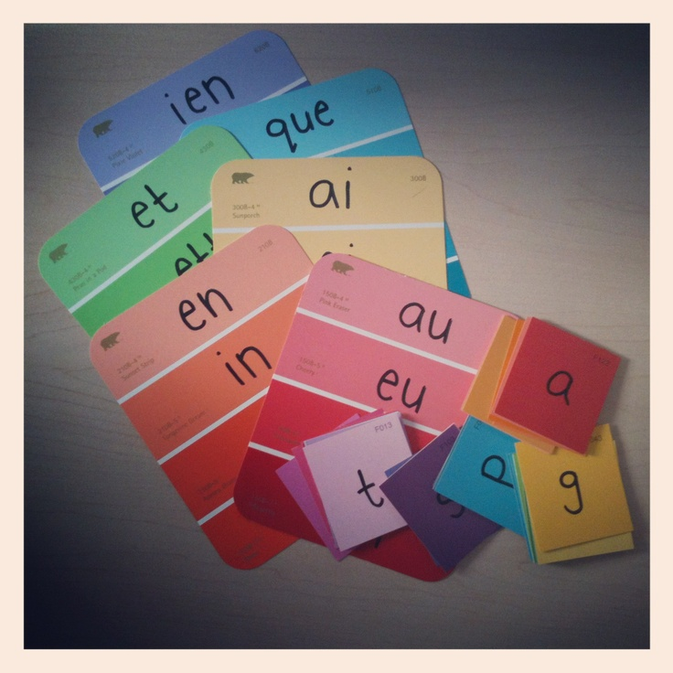 Phonic cards for my students. Not sure if this is enough but I had to start somewhere!