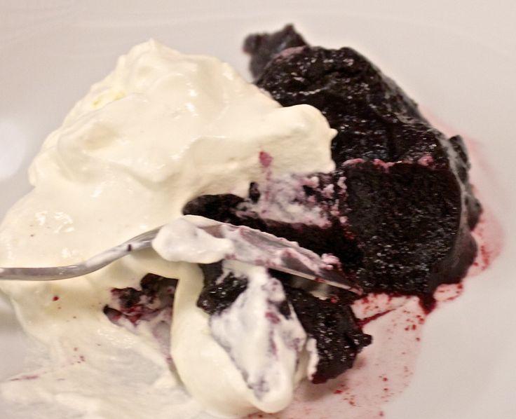 Oppskrift på blåbærgele - også fint til ostekakelokk......   ;-)