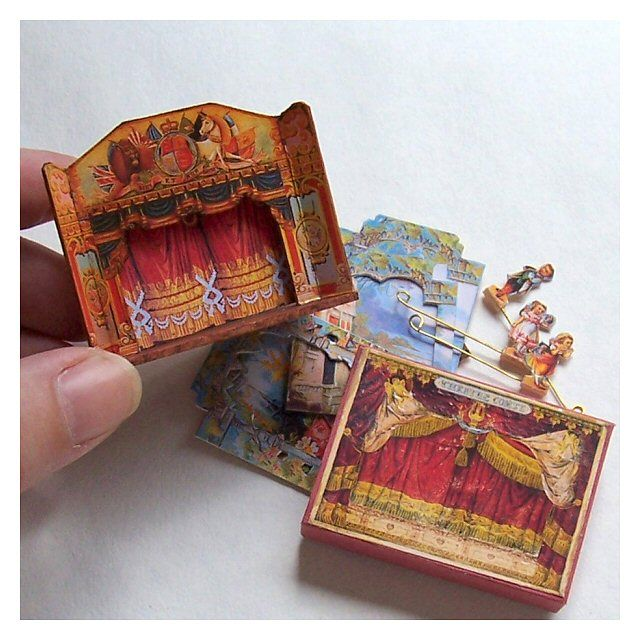Image Result For Christmas Carol Tiny Tim Puppet: 36 Best Images About Things To Do With A Match Box On