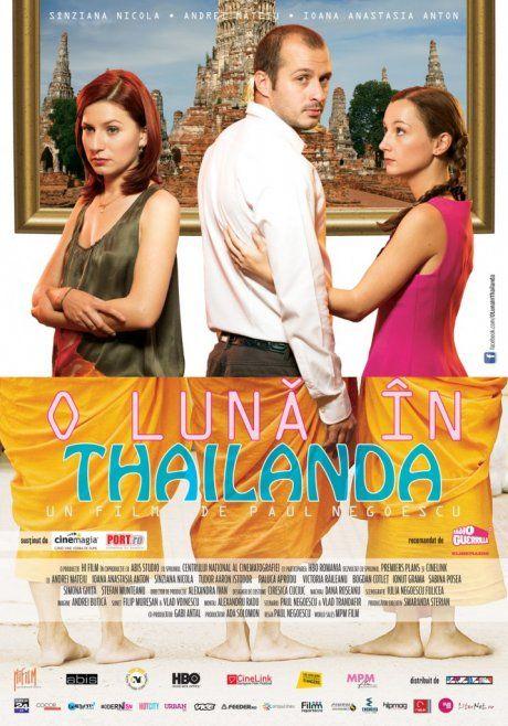 Tayland'da Bir Ay Türkçe Dublaj 720p Tek Parça HD izle