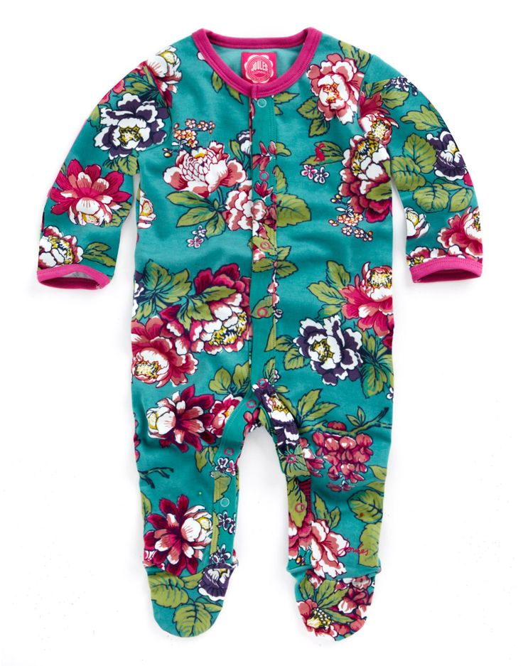 BABY RAZAMATAZ Girls Baby Grow