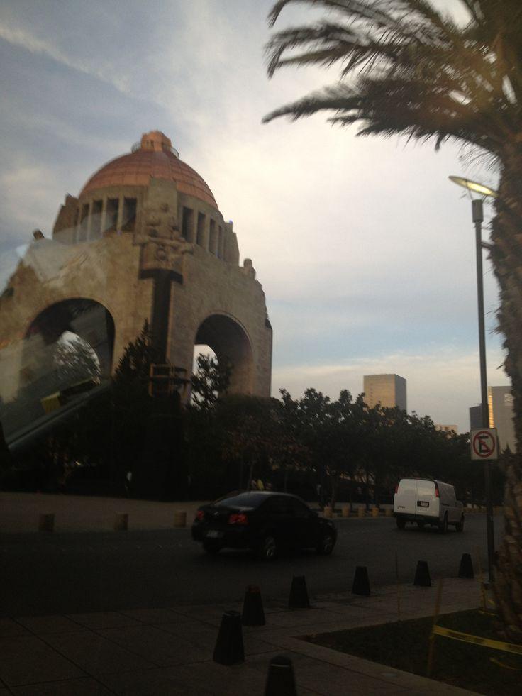 Monumento de Mexico