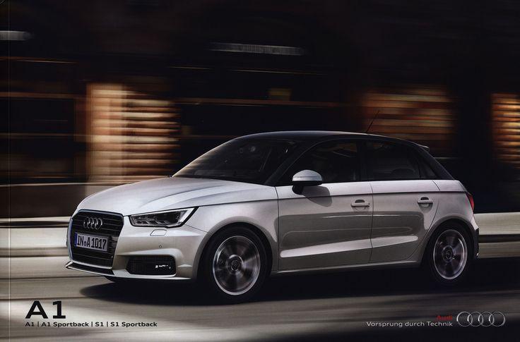 https://flic.kr/p/MTzzoV | Audi A1, A1 Sportback, S1, S1 Sportback; 2015_1
