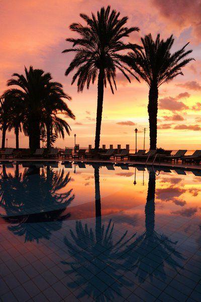 #fantasiadeluxe #turkey #hotel #holiday #sunset