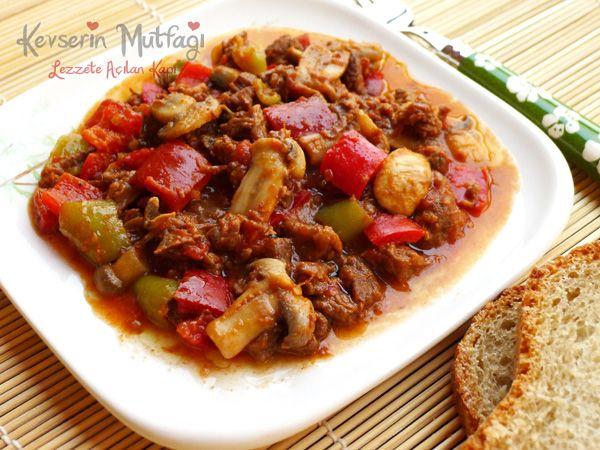 Et Sote Tarifi - Kevser'in Mutfağı - Yemek Tarifleri