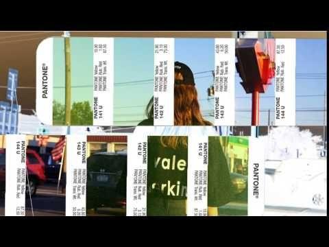 valet parking story #1 #ader #adererror #fashion #pantone #color #collage #video