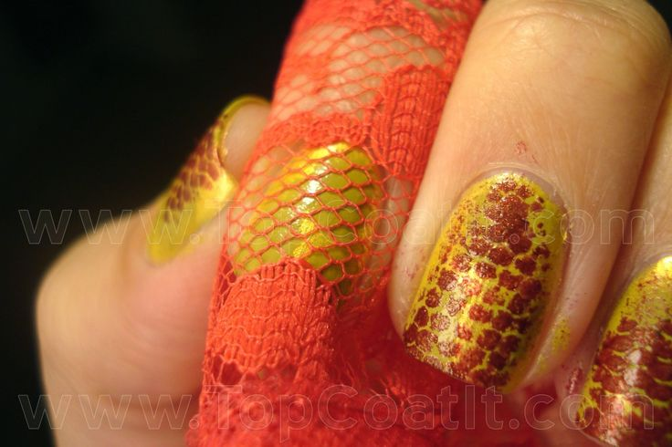 DIY Faux Snake Skin Nails - Julep Blog - Julep Beauty Buzz