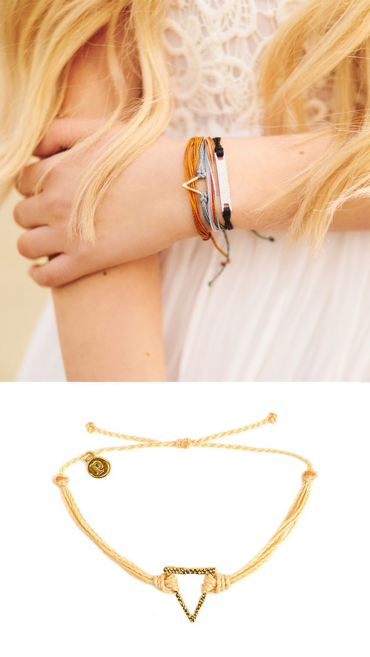 Hammered Bracelets From Pura Vida Are A Classic Accessory