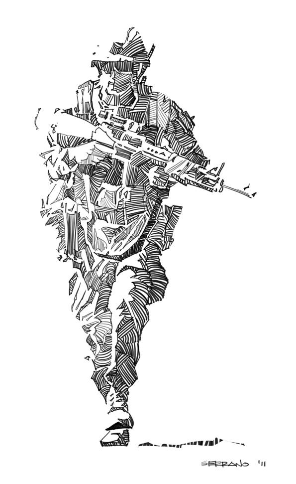 Veterans Day by Armand Serrano