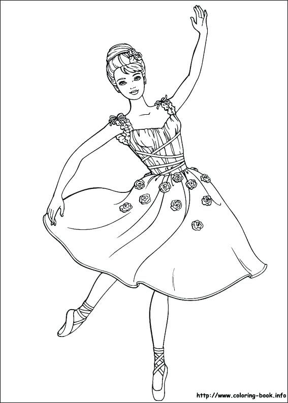 Barbie Life In The Dreamhouse Coloring Pages Printable Coloring