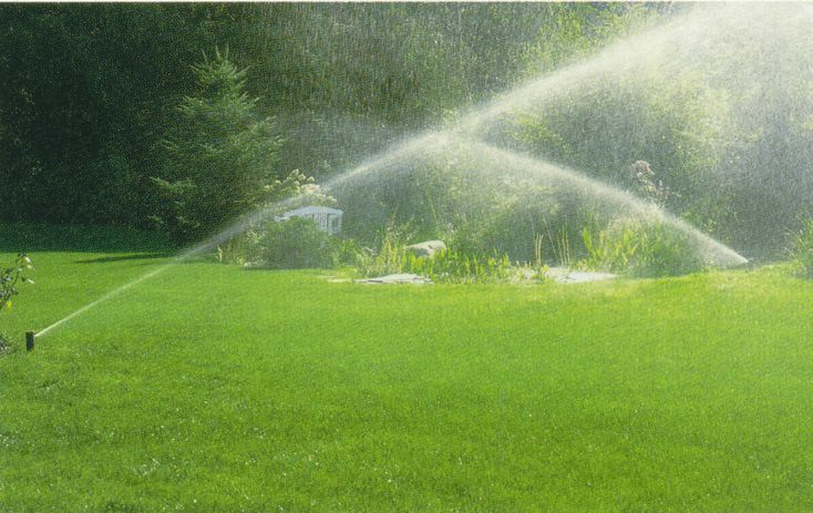 What is the correct distance between sprinklers for installation? Answer: A little math goes a long way when it comes...