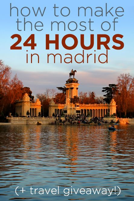 Madrid is a city that deservesto be experienced slowly over a long period of time. After living there for two years, I consider it my favorite city in the world, and with good reason. But what if you only have 24 hours to spend in the Spanish capital? No te preocupes,there's still a world to …