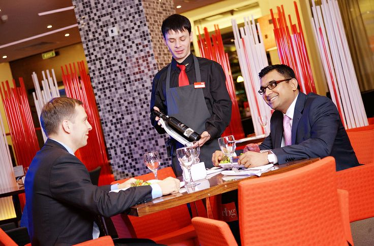 #RBG bar&grill restaurant in #parkinn