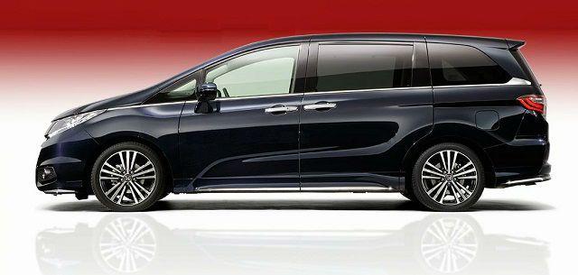 2015 Honda Odyssey Awd