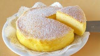 japonese cotton cheesecake - YouTube