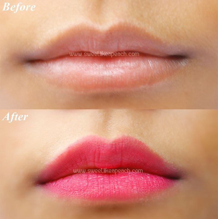 I'm using Bourjois Rouge Edition Velvet Lipstick in Ole Flamingo!