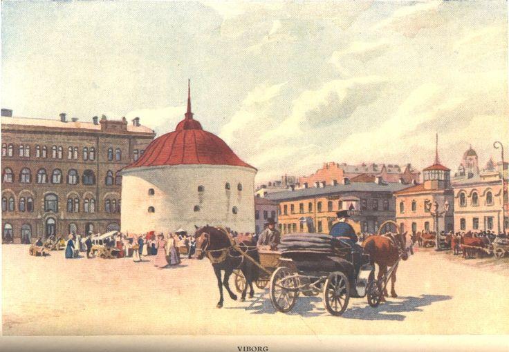 Viborg - Viipuri, Alexander Federley (1864-1932)