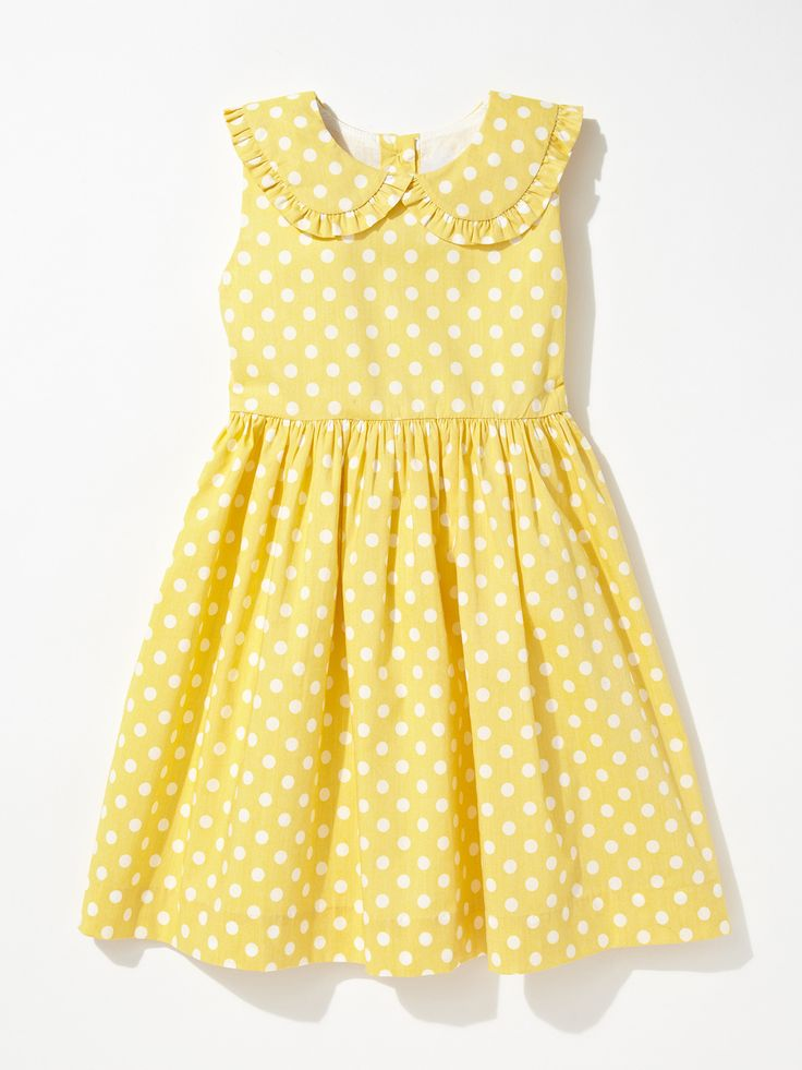 Polka Dot Dress by Rachel Riley at Gilt